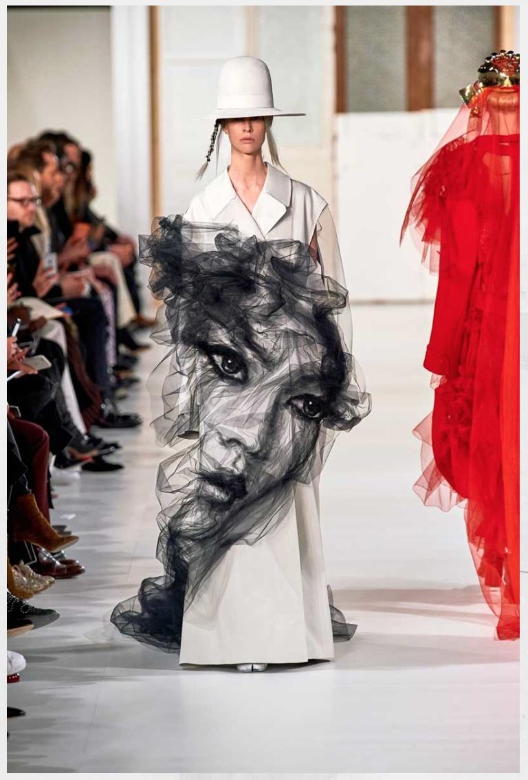 La cara de moda de Maison Margiela