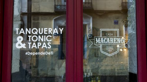 Nueva quedada de Tapas & Gin en Malasaña
