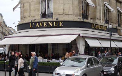 L' Avenue, un escaparate de lujo