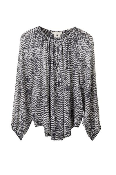 Blusa de seda, 79,95€