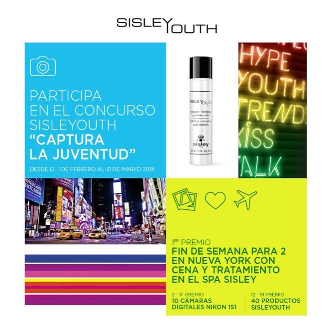 Sisley lanza el concurso de fotos Sisleyouth