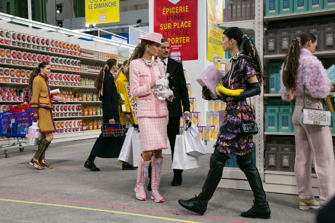 Chanel y su supermercado del lujo