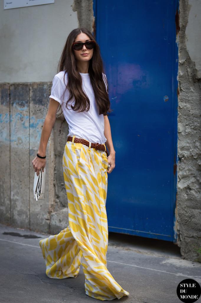 street-style-summer-yellow
